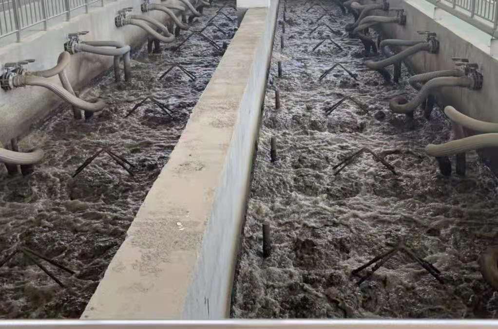 工业园区废水处理